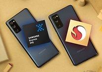 Galaxy S20 FE: Exynos vs. Snapdragon – wo gibt's mehr fürs Geld?