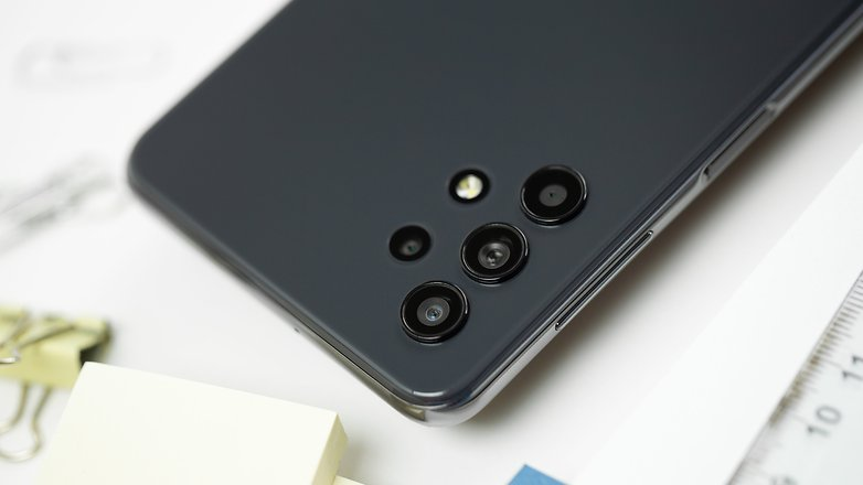 NextPit Samsung Galaxy A32 camera