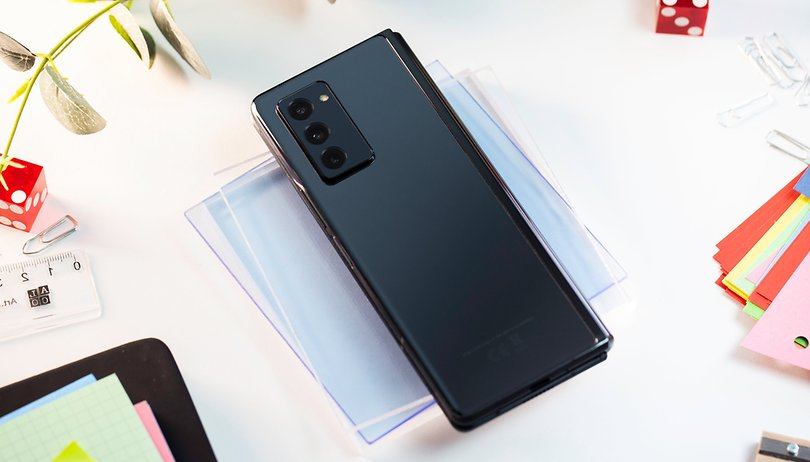 Leaked renders of Galaxy Z Fold 3 shows off two new colors