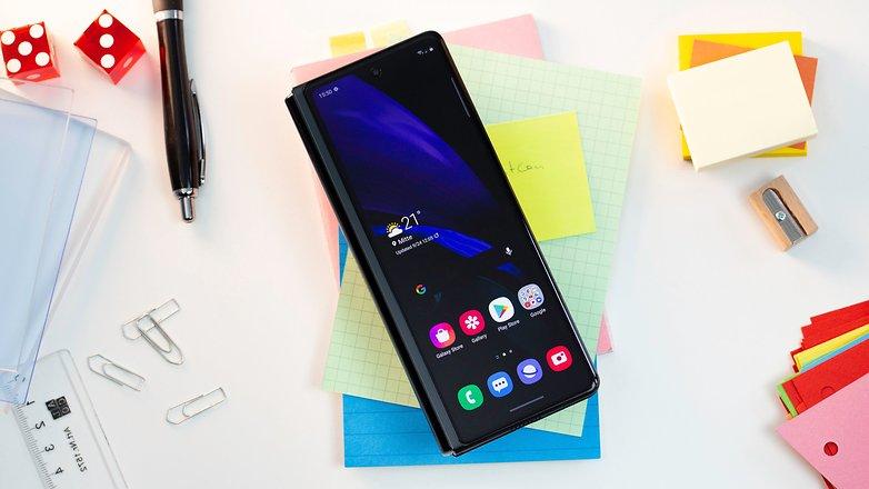 Pantalla NextPit Simple Samsung Galaxy Z Fold 2