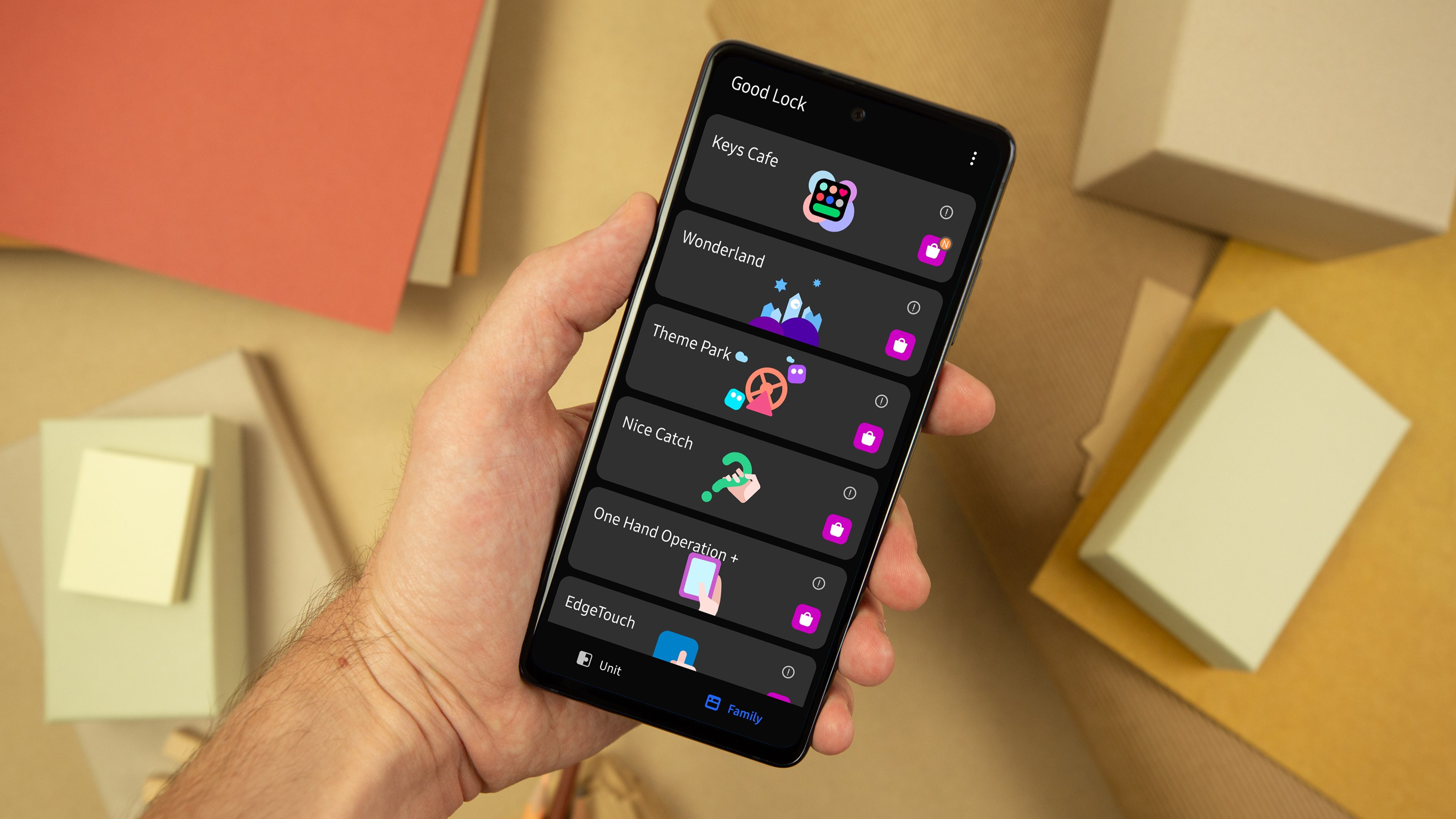 Good Lock: Boost your Samsung Galaxy experience!