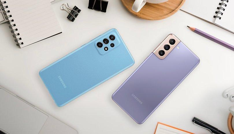 Samsung Galaxy A ou S: quais são as diferenças?
