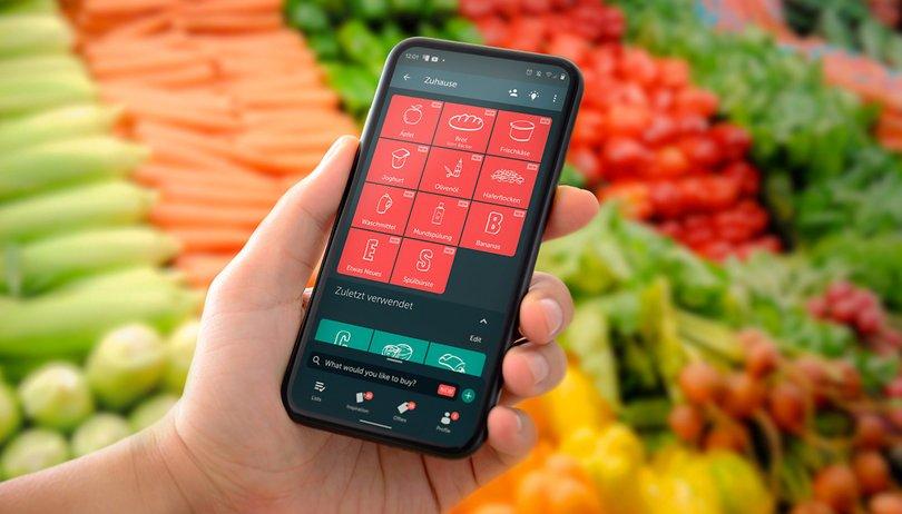 Die besten Einkaufslisten-Apps: Organisiertes Shoppen für iOS und Android
