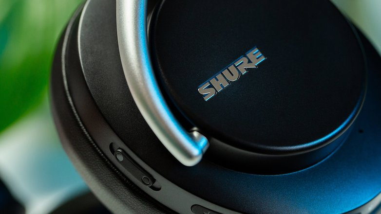 AndroidPIT Shure Aonic 50 brand logo