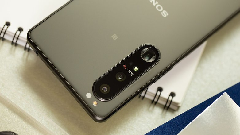 NextPit Sony Xperia 1 III camera