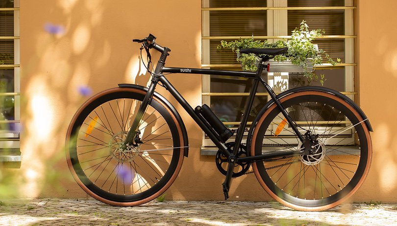 Sushi Bike review: the flagship killer of the e-bike world