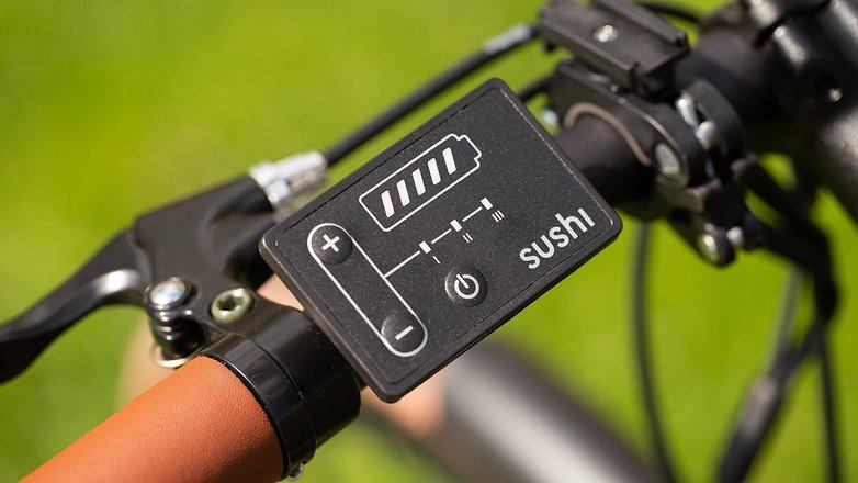 Sushi Bikes Test