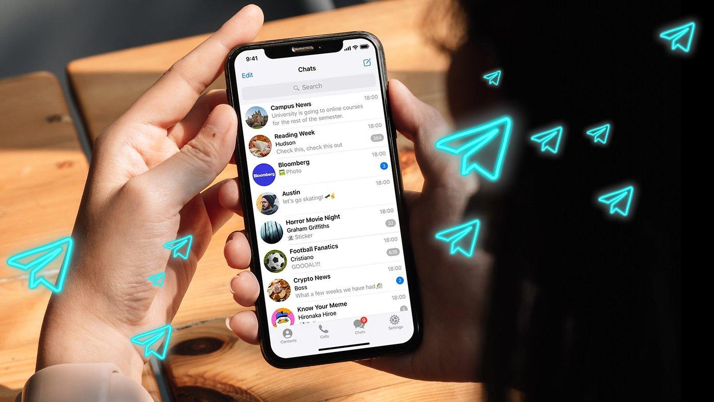 Telegram Die besten Tipps und Tricks für die WhatsApp Alternative ...