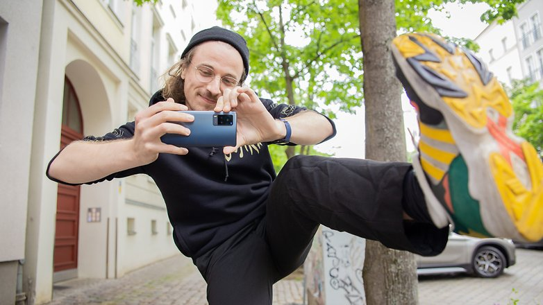 NextPit Vivo X60 Pro 5G ben camera