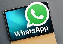 WhatsApp auf dem Tablet nutzen: APK für Android, Web-Version fürs iPad