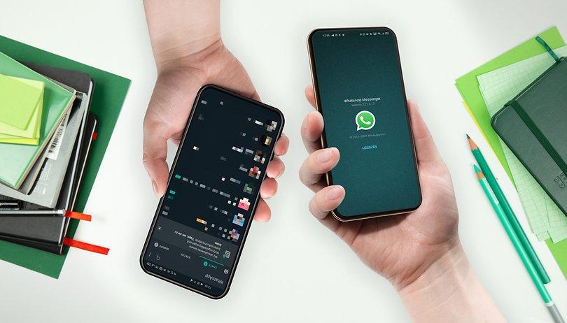 WhatsApp auf zwei Geräten oder mit zwei Nummern nutzen: So geht's