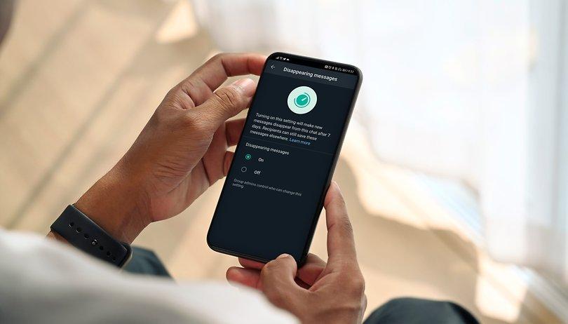 WhatsApp: como enviar mensagens temporárias que se apagam automaticamente
