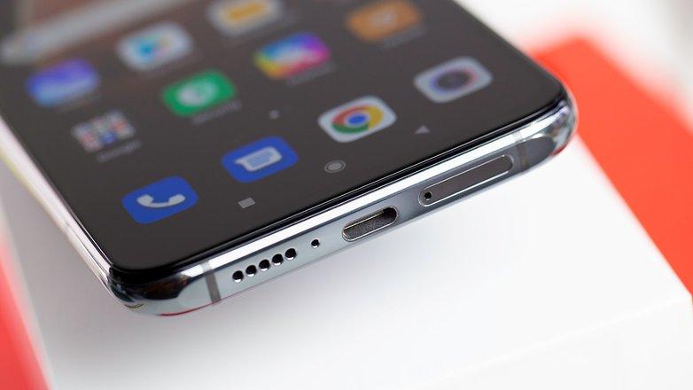 NextPit Xiaomi Mi 10T Pro usb
