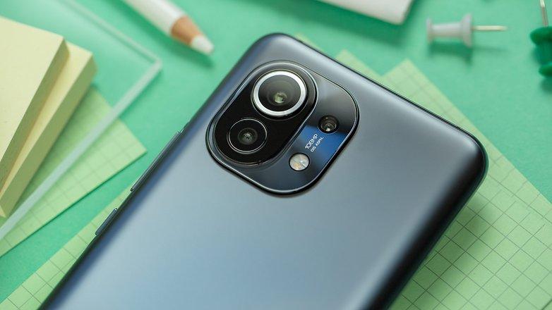 NextPit Xiaomi Mi 11 camera