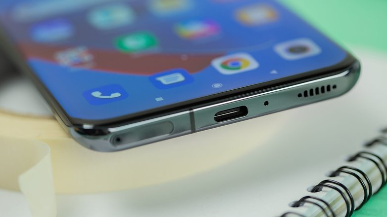 NextPit Xiaomi Mi 11 usb