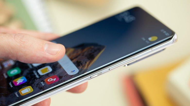 NextPit Xiaomi Mi 11 Ultra side