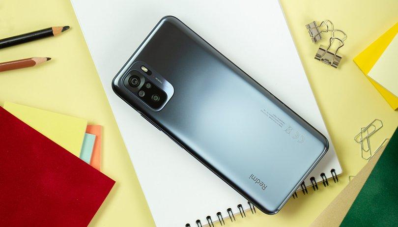 Test du Xiaomi Redmi Note 10: Le milieu de gamme peine à séduire