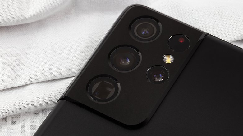 NextPit Samsung galaxy S21 Ultra camera
