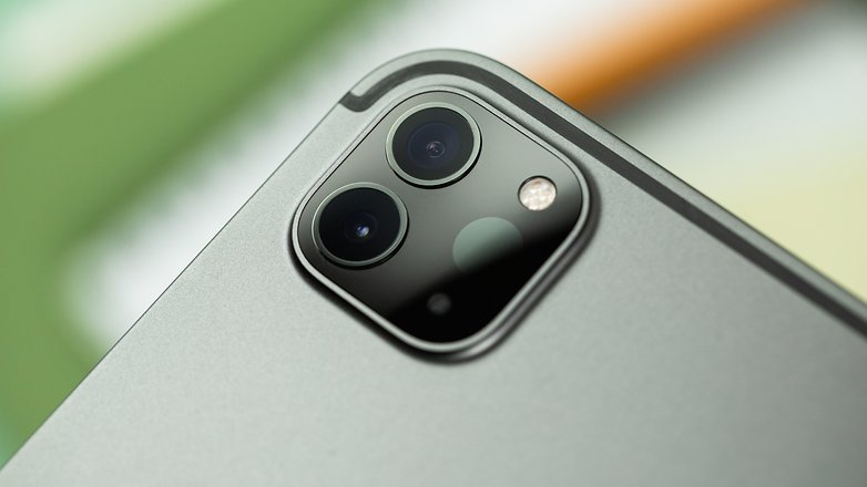 NextPit Apple iPad Pro 2021 camera