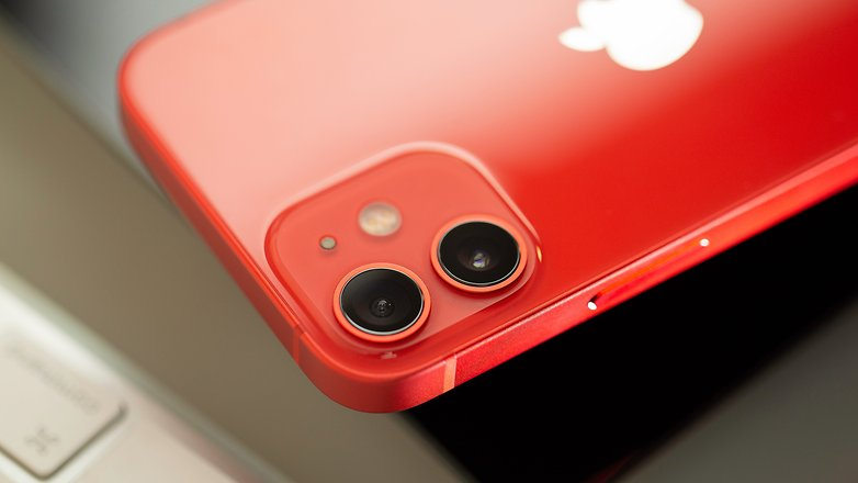 12 mini camera NextPit iPhone
