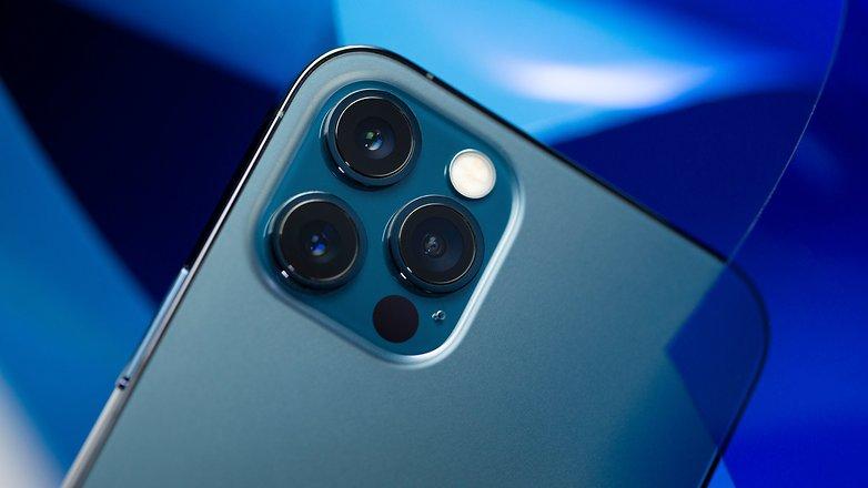 NextPit iPhone 12 Pro camera