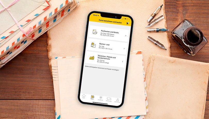 Handyporto: So versendet Ihr Briefe mit mobilen und digitalen Briefmarken