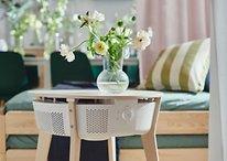 """Starkvind: Ikea stellt einen """"versteckten"""" smarten Luftfilter vor"""