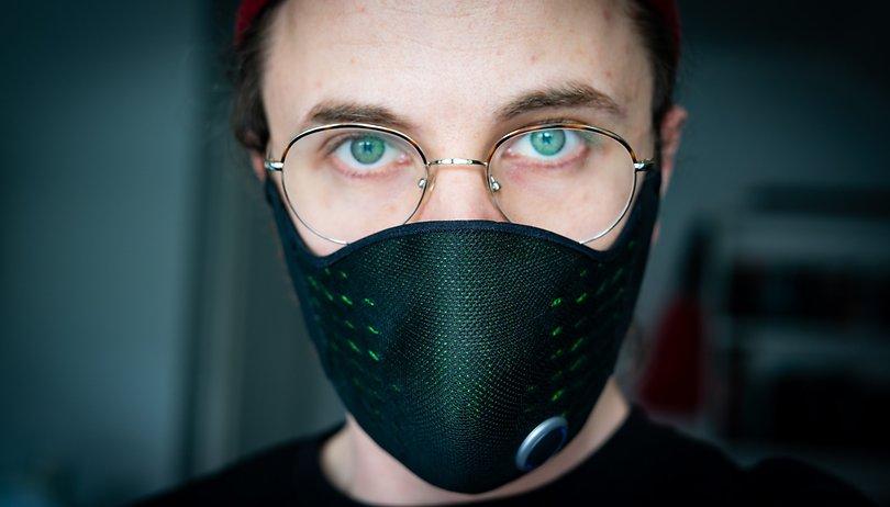 Testamos: saiba como funciona uma máscara inteligente que se conecta ao celular