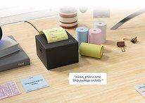 Amazon: Une imprimante sans encre fonctionnant avec Alexa est en préparation