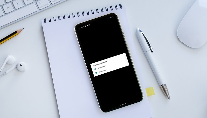 """""""Gboard wurde beendet"""" und mehr: App-Abstürze unter Android lösen"""