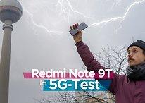 Xiaomi Redmi Note 9T im 5G-Test: Wie gut funkt's für unter 250 Euro?