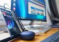 Experiment: Ersetzt das Motorola Edge 20 Pro für eine Woche mein Notebook?