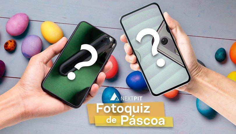 Desafio de Páscoa: você consegue identificar estes smartphones?