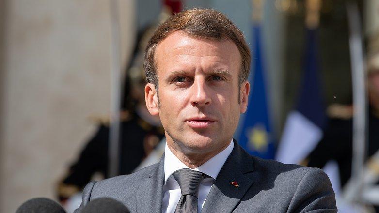 Emmanuel Macron NextPit