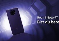 Xiaomi Redmi Note 9T offiziell: Neuer 5G-Preiskracher?