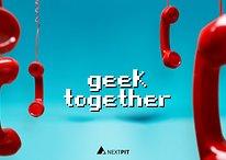 geek together Folge 1: Nutzen Fotografen wirklich Handykameras?