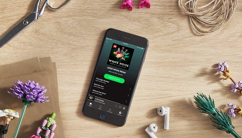 Auf Spotify & Co: Lego bringt beruhigendes Steine-Kram-Album