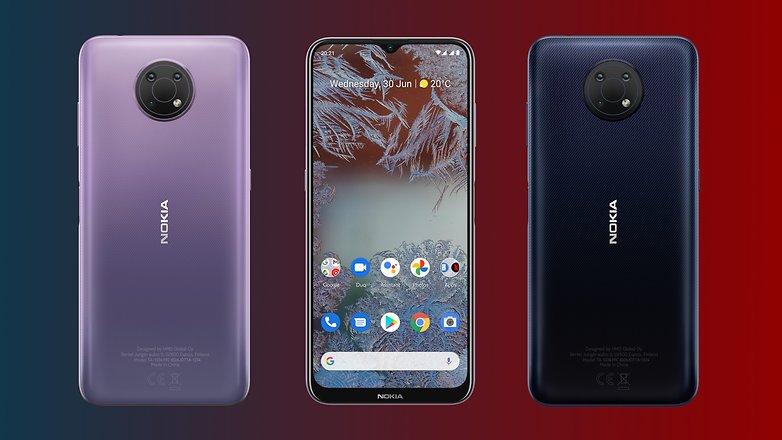 Avance de Nokia G10 NextPit