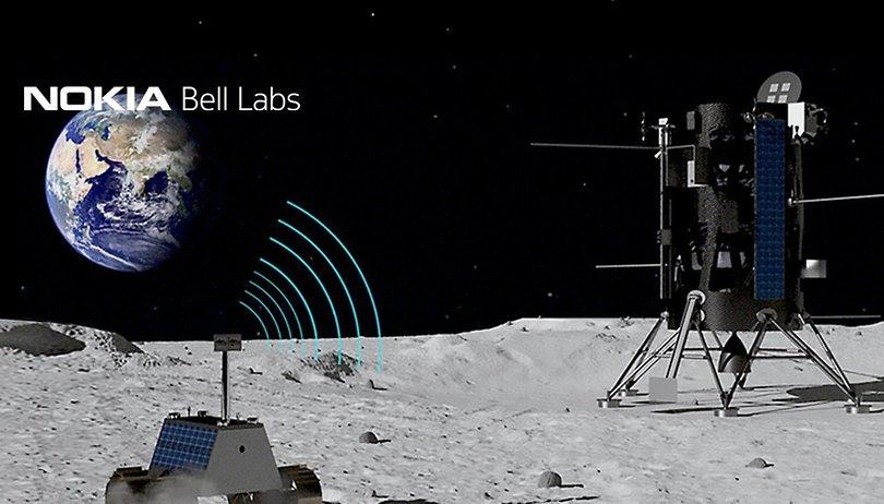 Nokia vise la Lune et décroche un contrat 4G avec la NASA