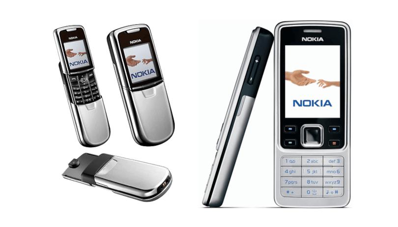 HMD veut (encore) ressortir des téléphones Nokia rétro et cultes