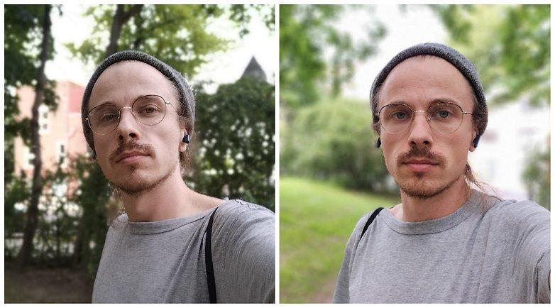 Oppo A54 5G Portrait NextPit