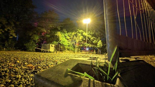 Bei Nachtfotos macht der Autofokus zuweilen schlapp.