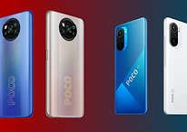 Poco F3 & X3 Pro announced: Snapdragon 870 and 120 Hz for just 350 euros