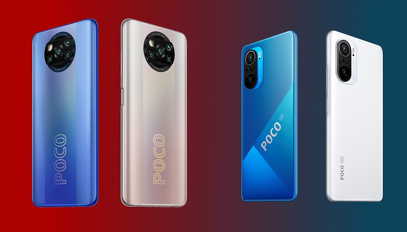 Poco F3 & Poco X3 Pro officiels: Snapdragon 870 et écran 120 Hz pour 350 euros