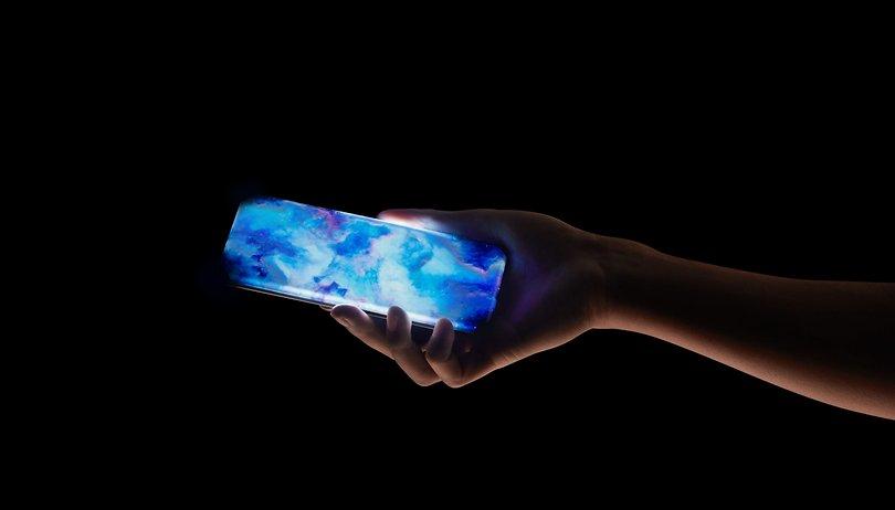 Kein Rand, keine Ports: Xiaomi teasert Handy mit Wasserfall-Display an