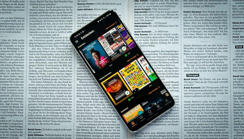 Readly-App: Über 5.000 Magazine ohne Werbung & Paywall direkt aufs Handy