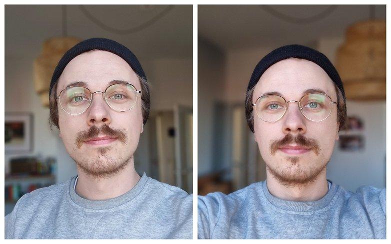 Samsung Galaxy S21 Portrait Mode NextPit