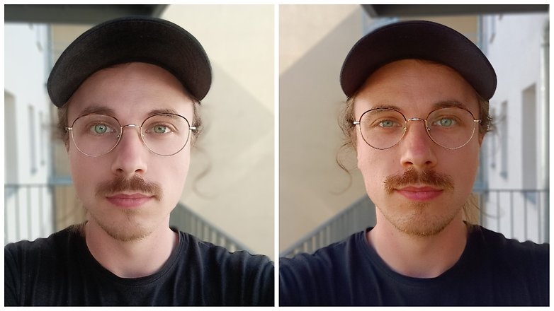 Selfies Realme 8 5G