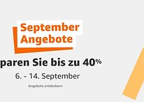 Letzte Chance: Die 10 besten September-Angebote bei Amazon
