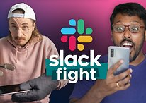 Slack-Fight: 60Hz AMOLED vs high-refresh rate LCDs